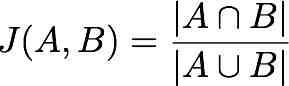 Formule de Jaccard