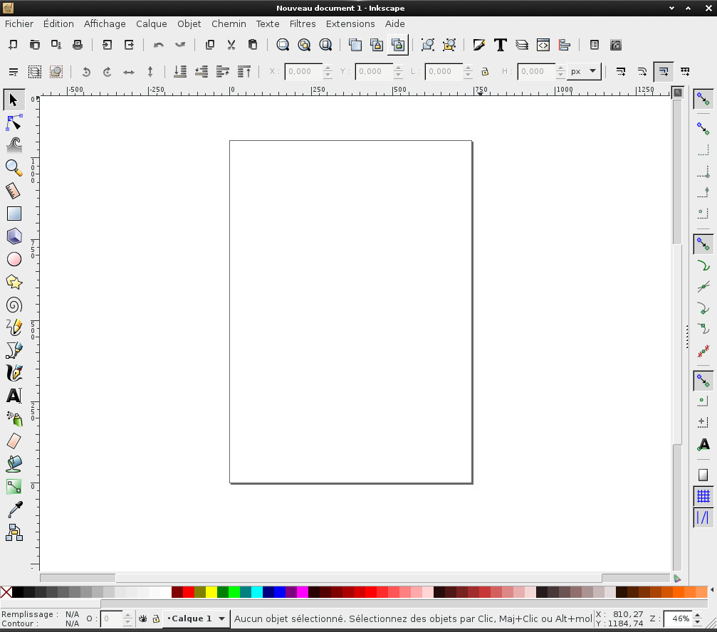 Inkscape l outil id al pour vos figures et posters for Logiciel de dessin gratuit